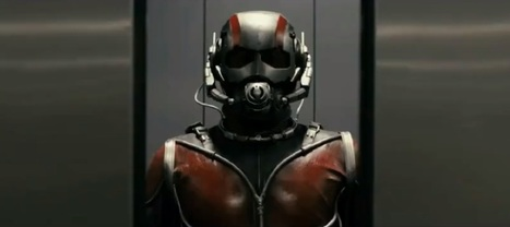 Une première photo de tournage pour ANT-MAN d'Edgar Wright | Fiction & Cinema | Scoop.it