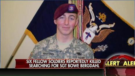 Fallen Soldier's Mom: He Died Searching for Bergdahl | Criminal Justice in America | Scoop.it