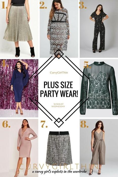 Plus Size Party Wear | Lingerie | Scoop.it