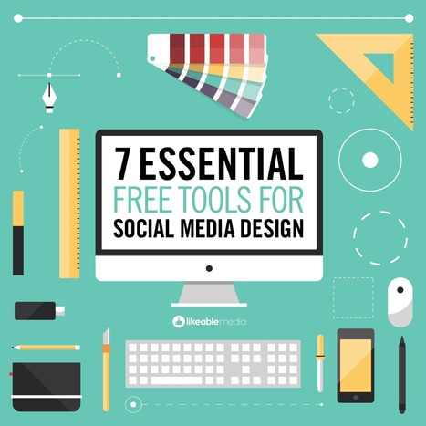 Social Media Design | Free Tools | Social Media Today | digital marketing strategy | Scoop.it