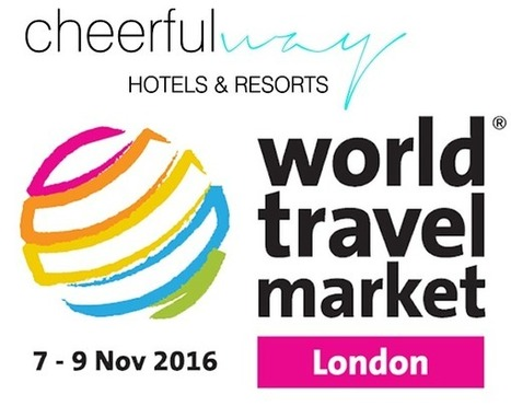 Cheerfulway at World Travel Market 2016 | Destination Portugal | Scoop.it
