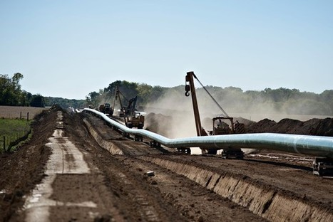 Keystone Foes Say Two Pipelines Are Worse Than One   KeyStone Pipeline   Scoop.it