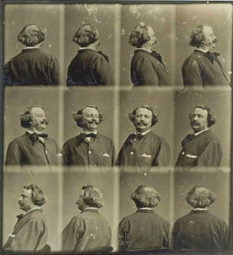 In Pictures: Felix Nadar's Photographs of the Famous » OWNI.eu, News, Augmented | Merveilles - Marvels | Scoop.it