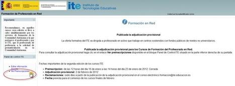 Formación de Profesorado en Red | Educación, tecnologías emergentes | Scoop.it