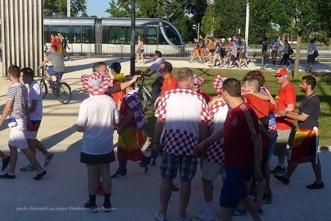 Une heure avant Espagne Croatie | Bordeaux Gazette | Scoop.it