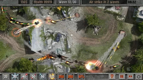 Defense zone 2 HD v1.2.1 APK Free Download | gaming | Scoop.it