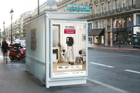 France : Comptoir des Cotonniers s'associe à Powa pour ouvrir 10.000 boutiques de Fast Shopping - Ooh-tv | Cross Canal | Scoop.it