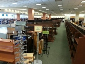 One reason Barnes & Noble is struggling: it's carrying fewer titles | MobyLives | Publishing | Scoop.it