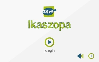 Ikaszopa — APP.EUS | A eredurako materialak | Scoop.it