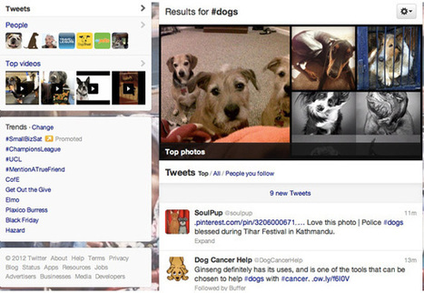 Aanpassing zoeken op Twitter drastischer dan gedacht   Twittermania   NicoWeb Update   Scoop.it