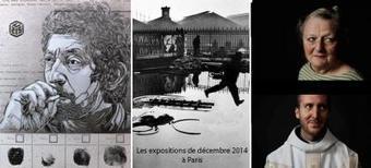 Les expositions de Décembre 2014 à Paris | Expos photos Paris | Scoop.it