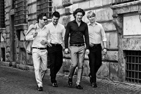 Fotografare la musica: un servizio fotografico per musicisti realizzato per le vie di Roma | Personaggi Famosi e celebrità | Scoop.it