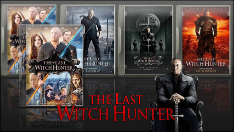 The Last Witch Hunter (2015) Full Movie Eng-Subtitle 720p BRRip | AAR Online Free Movies | Watch Online Movies | Scoop.it