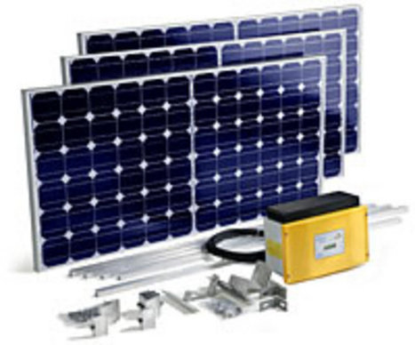 How a Solar Panel Kit works | Toggle Time | Scoop.it