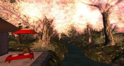 Kusanagi Jinja Shrine, Kusanagi - Second Life   Second Life Destinations   Scoop.it