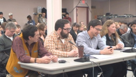Lutsel K'e First Nation voices concerns over Gahcho Kué mine - North - CBC News | geo class | Scoop.it