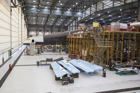 Stratolaunch seeks launch partners as aircraft nears completion | SpaceNews.com | The NewSpace Daily | Scoop.it
