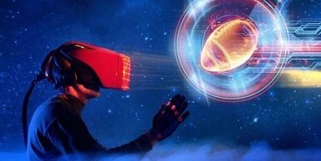 Google prépare un casque de réalité virtuelle | Clic France | Scoop.it
