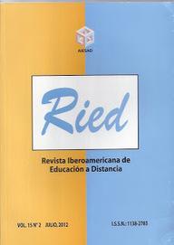RIED, 16.1 (enero 2013) | Contextos universitarios mediados | Linguagem Virtual | Scoop.it