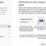 Apple propose la vérification en deux étapes en France et ailleurs | AGOTTE News | Scoop.it