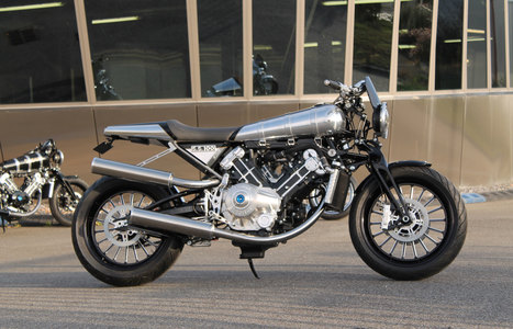Brough Superior in race to be ready – MCN   Motorcycle news from around the web   Scoop.it