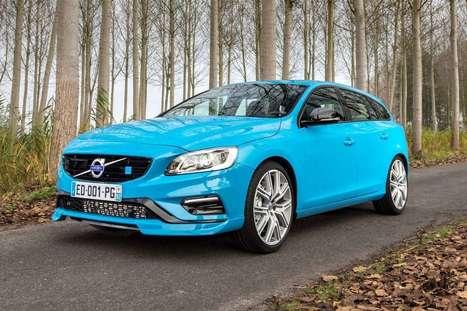 Volvo : des modèles électriques signés Polestar !   Volvo Polestar & Team Cyan   Scoop.it