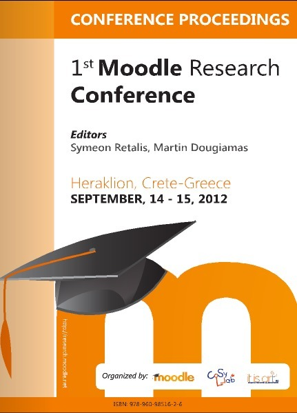 Moodle Proceedings - 1st Moodle Research Conference 2012 | MoodleUK | Scoop.it