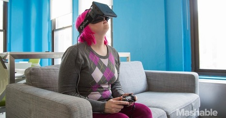 What Is Oculus Rift — and Why Should You Care? | Tech | Scoop.it