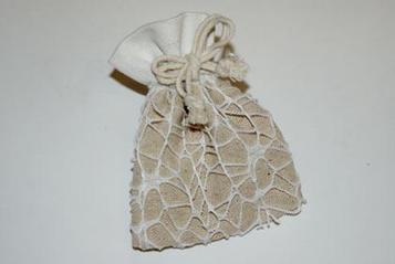 Sac à dragées naturel | Dragée -Décoration  Mariage | Scoop.it