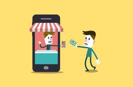 E-commerce et mobilité : les mobiles au coeur des stratégies marketing - Markentive | Actu et stratégie e-commerce | Scoop.it