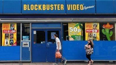 Blockbuster to close 72 stores | Business economics | Scoop.it