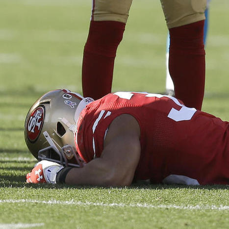 Concussion Watch: NFL Head Injuries in Week 10 - FRONTLINE | Sports Ethics: Vogler, A. | Scoop.it