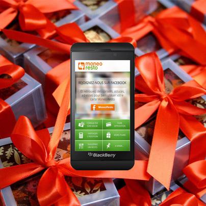 Application Moneo Resto disponible sur BlackBerry ! | Bien utiliser sa carte Moneo Resto | Scoop.it