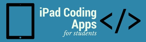 APPS FOR CODING ON THE IPAD | quantum chemistry, e-learning, higher education | Scoop.it