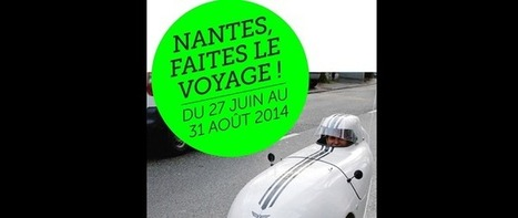 Un Voyage à Nantes 2014 aux couleurs du Japon | News from Nantes Saint-Nazaire | Scoop.it