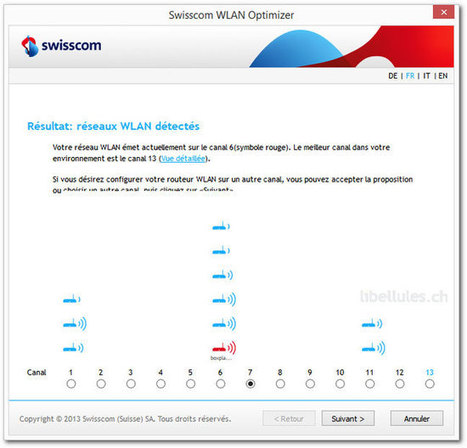 Problème Wifi sous Windows 8 - Le blog de libellules.ch | Au fil du Web | Scoop.it