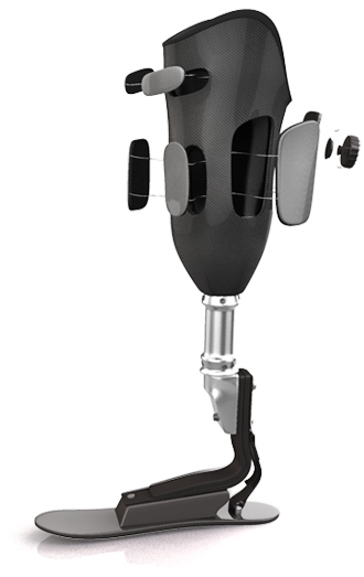 A Revolution in Prosthetic Limbs | GeekMom | Wired.com | The future of medicine and health | Scoop.it