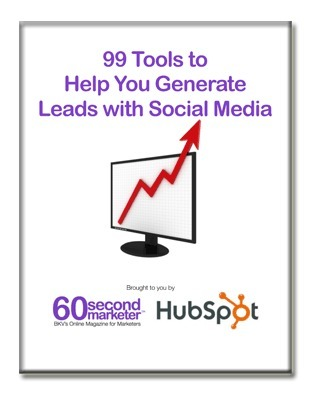 Free eBook: 99 Tools to Generate Leads with Social Media | Time to Learn | Scoop.it