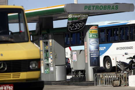 Petrobras falls as Brazil fails to phase out fuel subsidy | Protectionism | Scoop.it