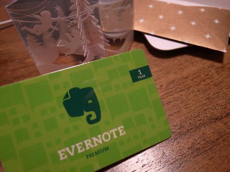 Evernote: cómo capturar y administrar tu información con productividad (762) | Nuevas Geografías | Scoop.it