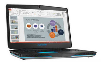 Dell Alienware 17 ANW17-7493SLV Review - All Electric Review   Laptop Reviews   Scoop.it