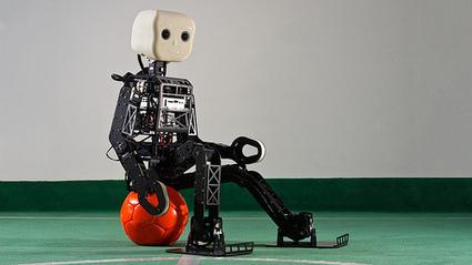 NimbRo-OP Robot: Open Source Hardware/Software - Robots.net | Digital Fabrication, Open Source Hardzware, DIY, DIWO | Scoop.it