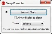 Sleep Preventer 1.3 - Windows | technologies | Scoop.it