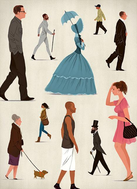 Why We Walk | Outbreaks of Futurity | Scoop.it