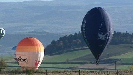 Montgolfières en Velay : en vol avec un pilote et fabricant de ballons ... - Francetv info | autoformation | Scoop.it