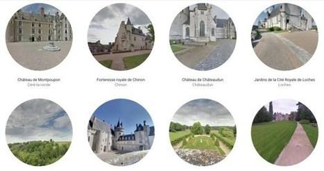 Les châteaux de la loire en visite virtuelle – Les Outils Tice   Office Online est désormais disponible sur le Chrome Web Store   Scoop.it