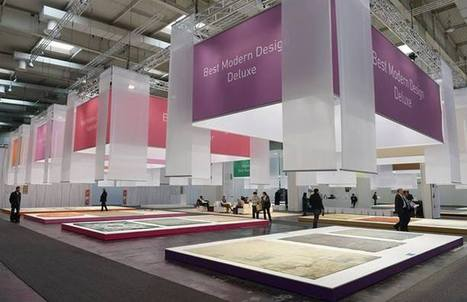 AfghanMade Carpet Design Competition winners announced at Domotex Hannover | U.S. - Afghanistan Partnership | Scoop.it