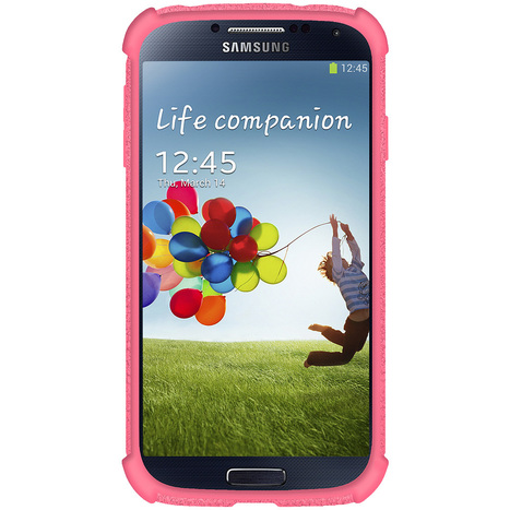 Amzer® Silicone Skin Jelly Case - Baby Pink for Samsung GALAXY S4 GT-I9500 | Amzer Cell Phone Accessories | Scoop.it