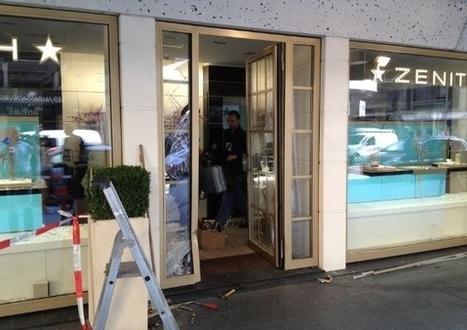 Cambriolage à la voiture bélier à Genève | Les News | cambriolage-geneve | Scoop.it
