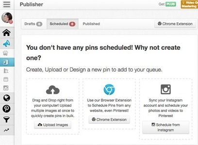 7 Pinterest Tools for Marketers | SEO Tips, Advice, Help | Scoop.it